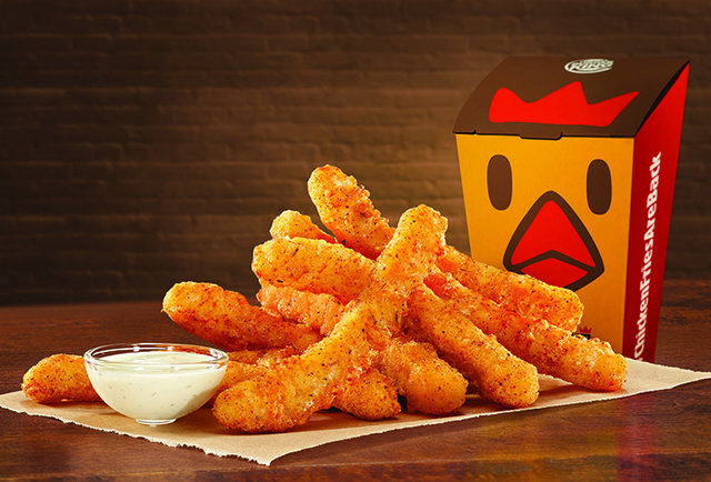 #ChickenFriesAreBack - Burger King Adds Discontinued ...