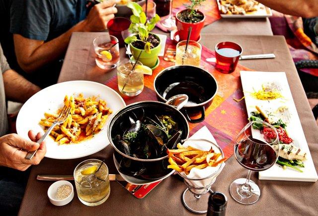 Belga Cafe Happy Hours By Neighborhood DC
