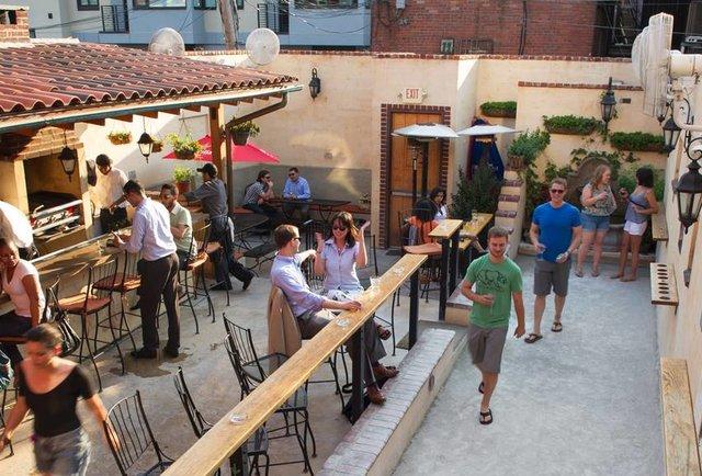 Vinoteca Happy Hours By Neighborhood DC
