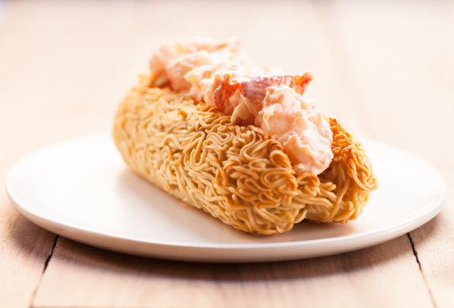 recipe lobster ramen yet ramen roll, over lobster summer's because not The