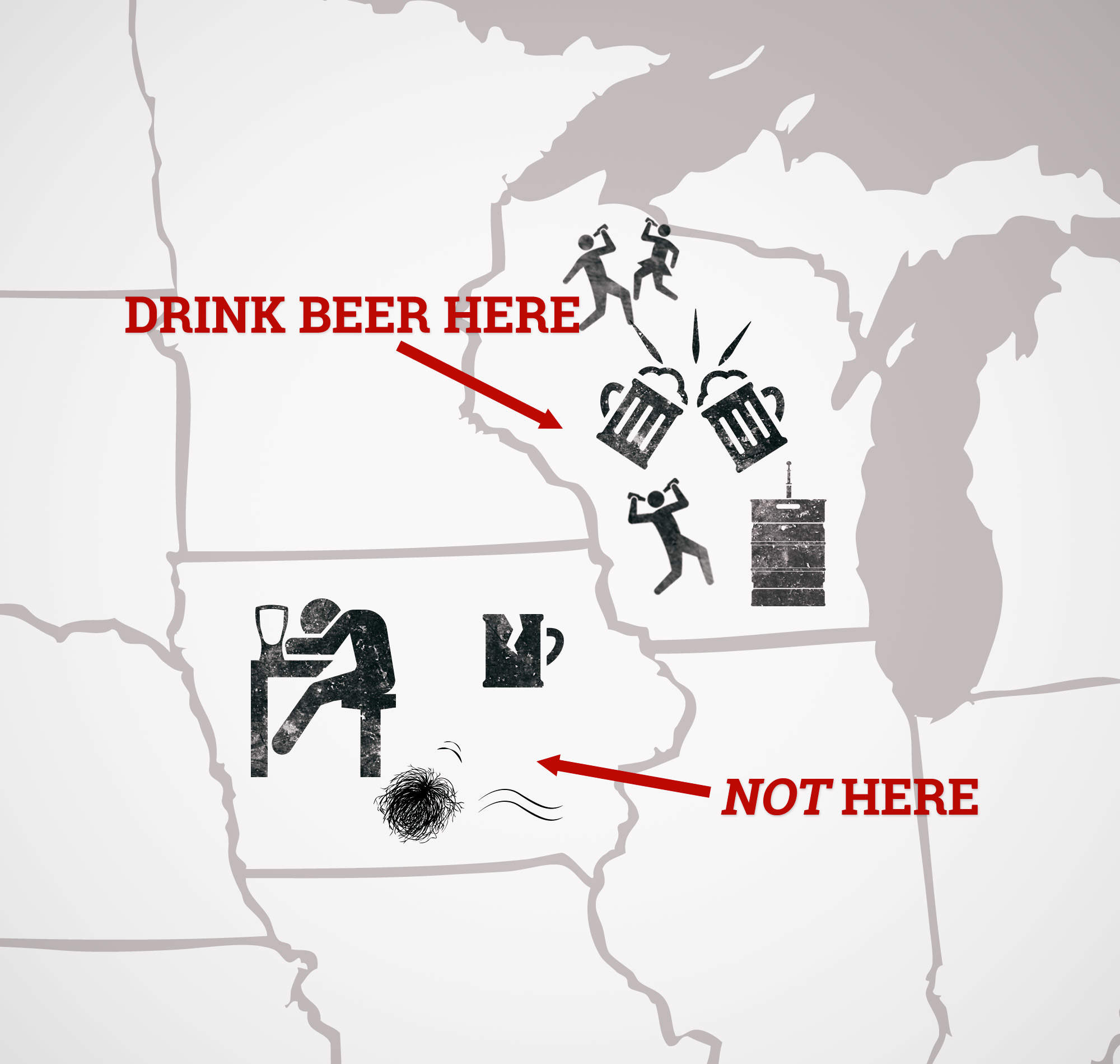 All 50 States, Ranked by Their Beer