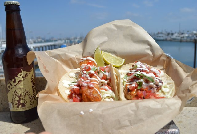 Local experts surfers rank best fish tacos in san diego for Best fish tacos nyc