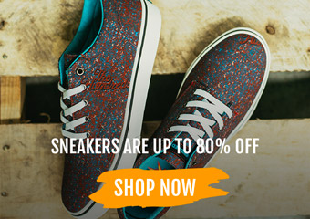 Sneakers Up to 80% Off
