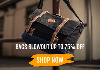 Bags Blowout Up to 75% Off