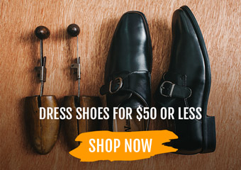 Dress Shoes $50 and Under