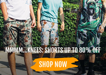 Shorts Blowout - Up to 80% Off