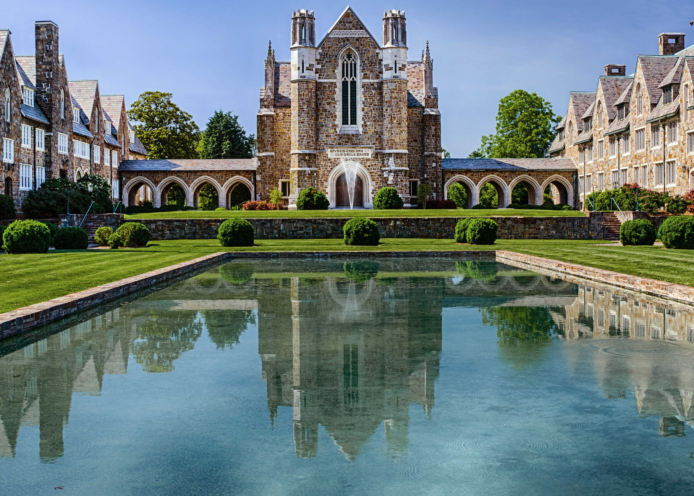 the 25 most beautiful college campuses in america