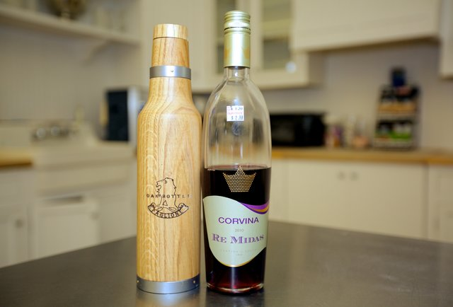 Here 39 s how this oak bottle makes cheap wine taste good for Best tasting cheap wine