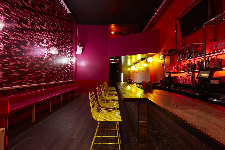 Romper Room Bar in Union Square SF