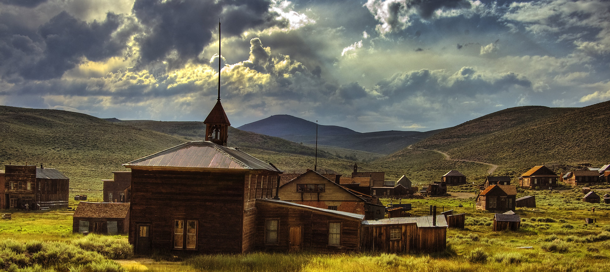 Abandoned towns in america 10 of most eerily ghost towns for Abandoned neighborhoods in america