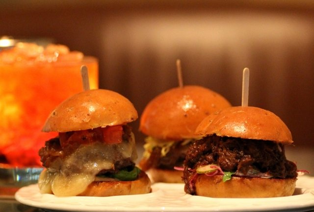 Bourbon Steak's Burger Month