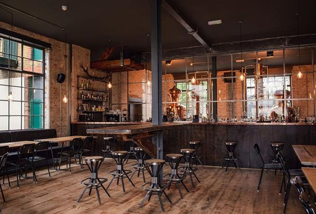 Best New London Bars Of The Year 2014 Openings