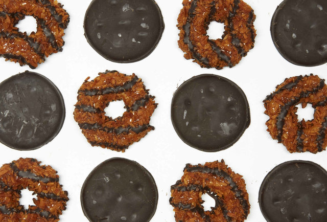 girl scouts of the usa approved for online cookie sales
