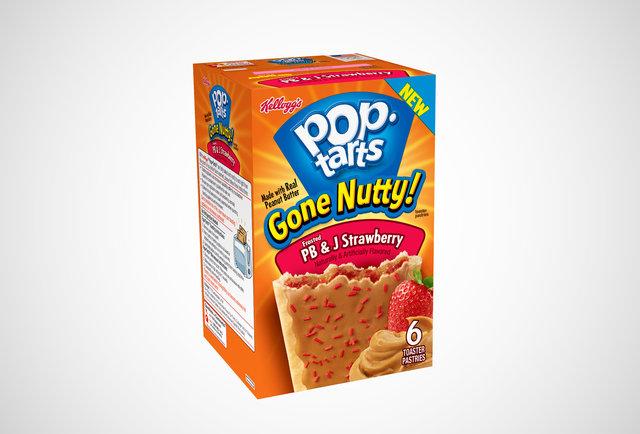 PB&J Pop-Tarts return, children to swear off all other foods