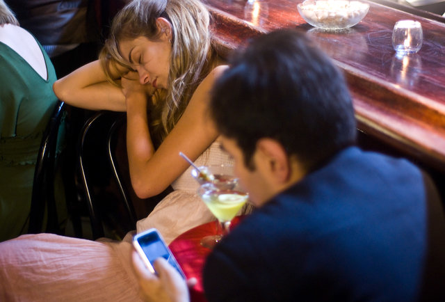 Dating in a foreign country