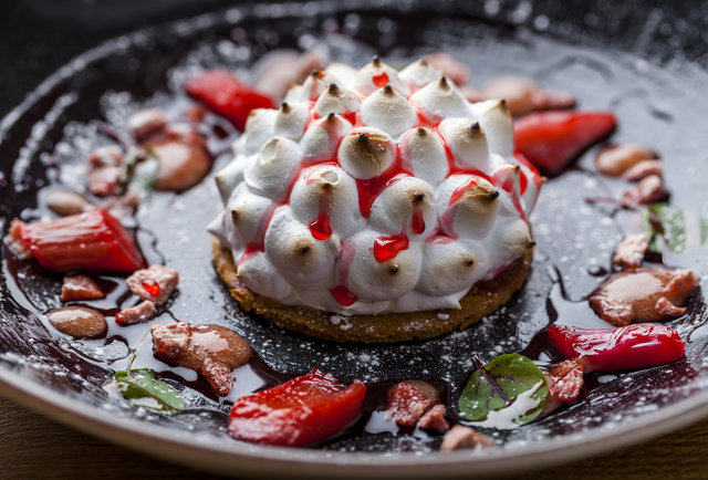 Best dessert restaurants in london