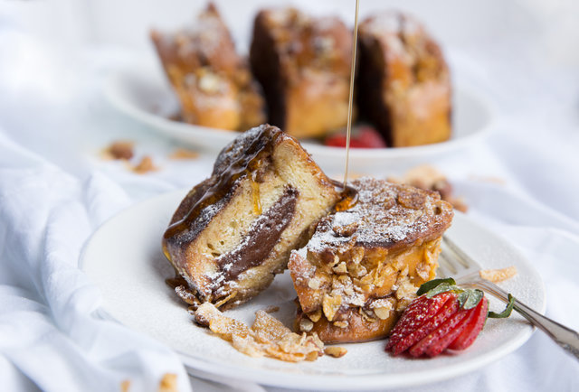 Nutella-Stuffed French Toast > All Other French Toast