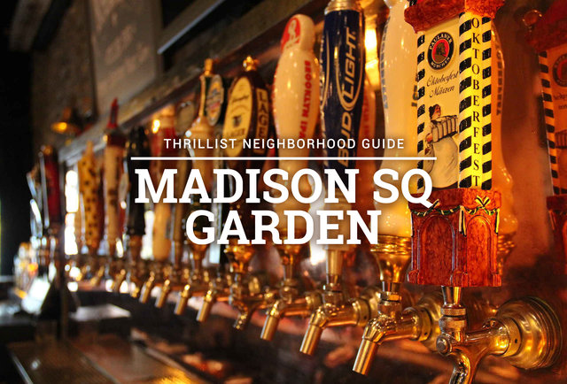 10 best bars restaurants near madison square garden where to eat drink for Places to eat near madison square garden