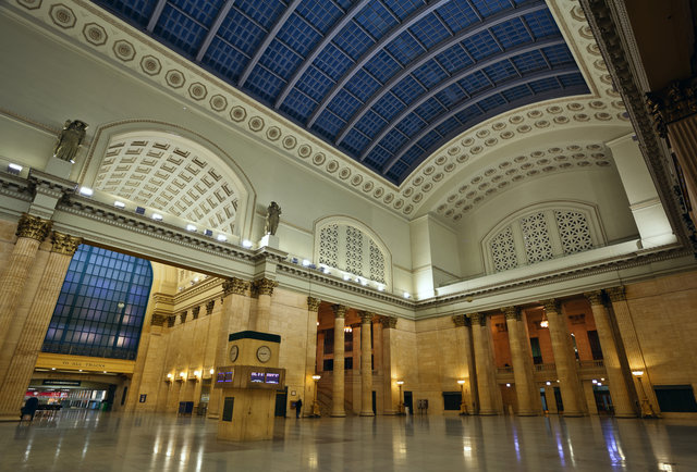 Grand Central Union Station And More Of America S Most