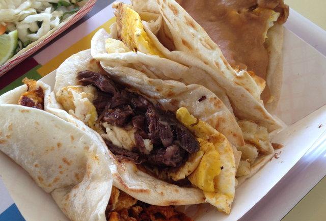 Best breakfast tacos in dallas fort worth