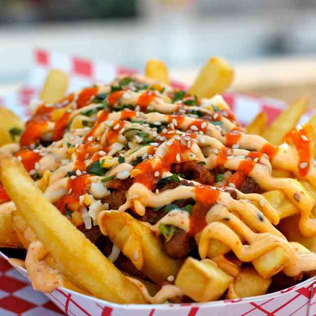 Places For Fries in Austin