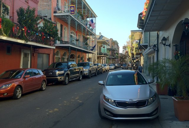 Dating in new orleans