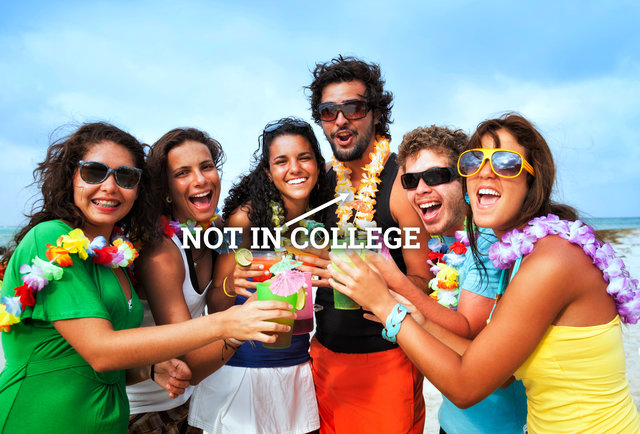 Spring Break After College Meet Cancun College Girls In Your 30s