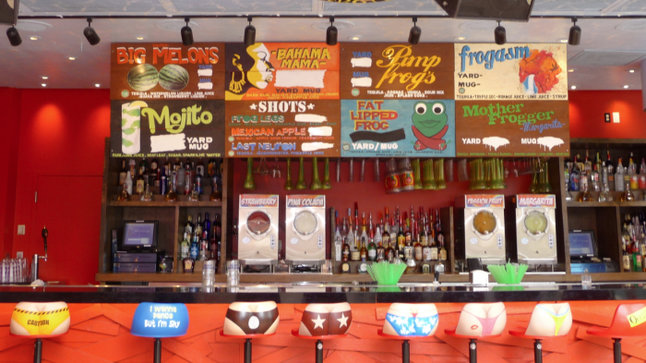Senor Frog S Drink Thrillist Las Vegas