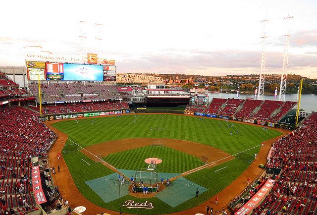30 ballparks