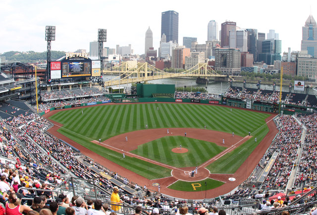 Old Major League Baseball Stadiums 54