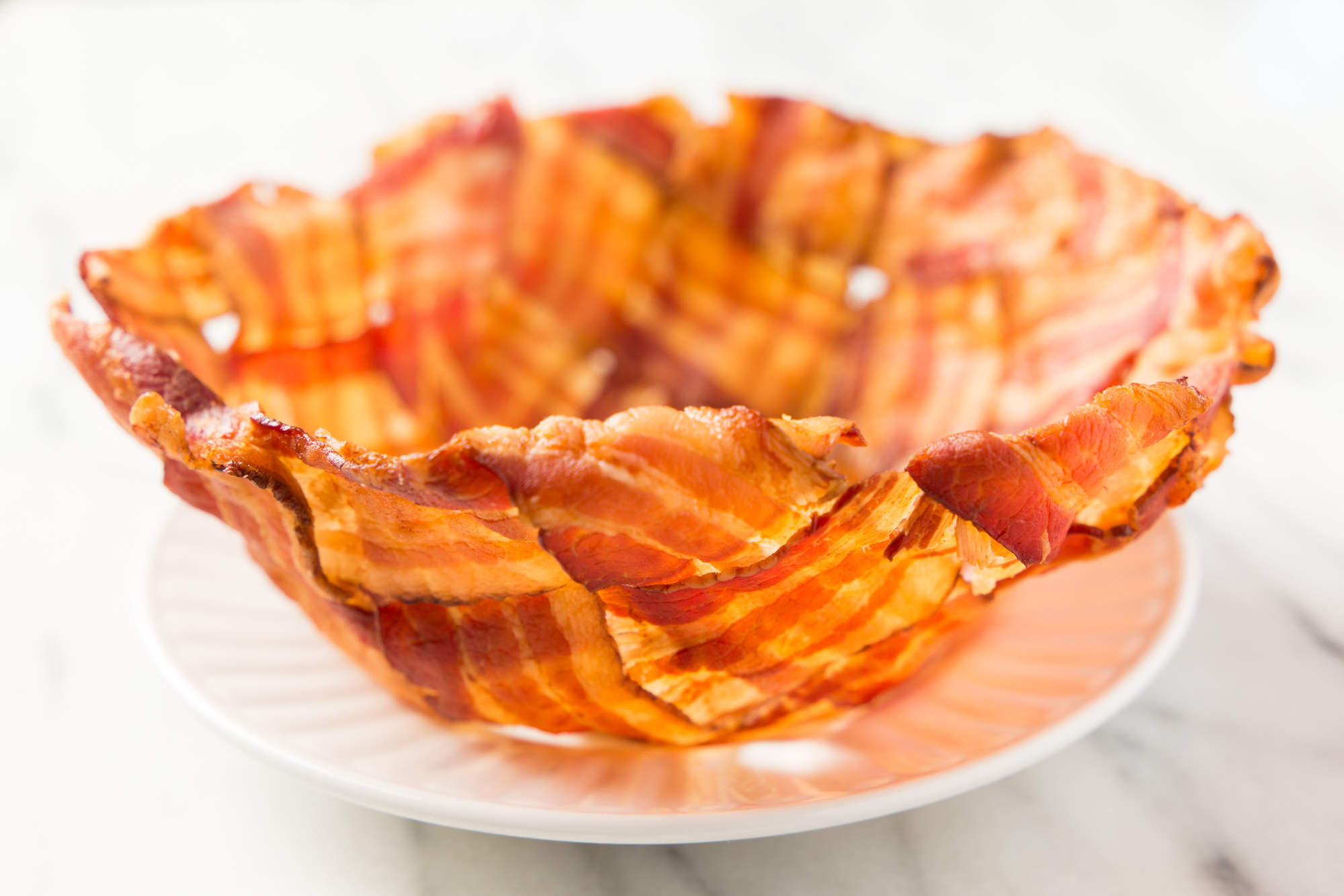 How to Make the Bacon Bowl You Never Realized You Needed... To Eat