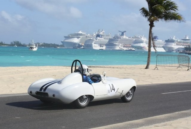 The Cars of Bahamas Speed Week Revival