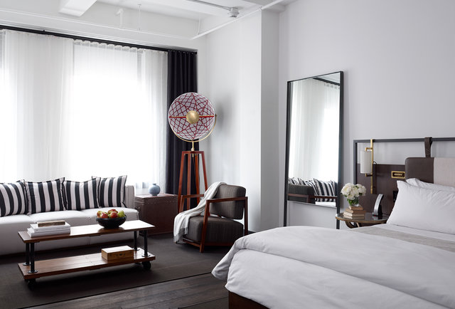 Arstsy boutique hotels for hipsters in new york seattle for Hipster hotel