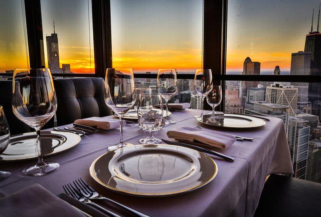 Chicago cadsual dating restaurants