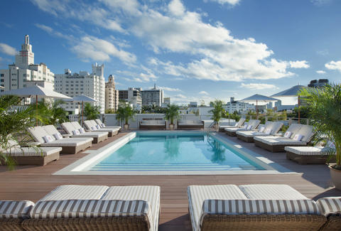 Best South Beach Rooftop Pools Thrillist Miami