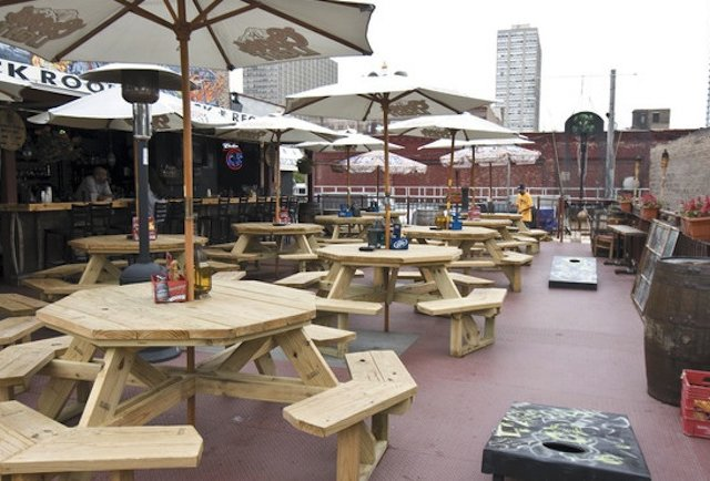 Best Outdoor Restaurants Rooftops And Bars In Chicago