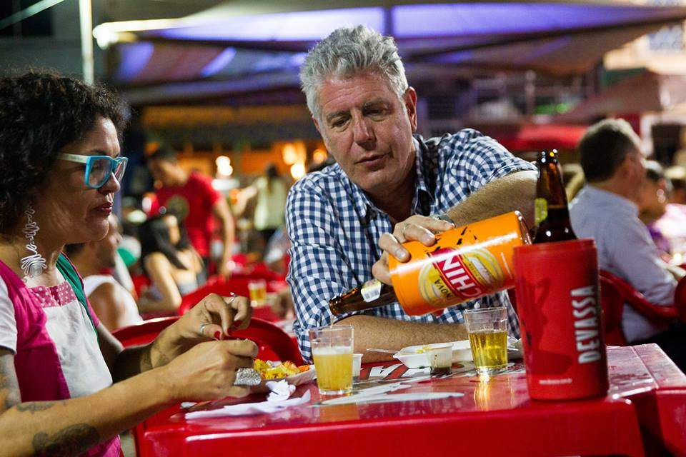 Anthony Bourdain's 12 Greatest Quotes About Drinking
