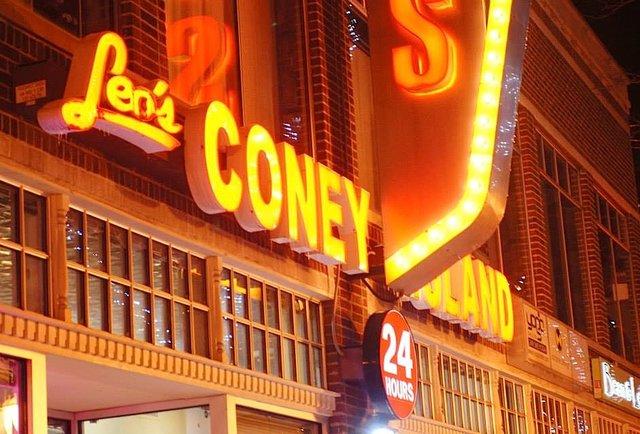 Coney Island Hot Dog St Pete