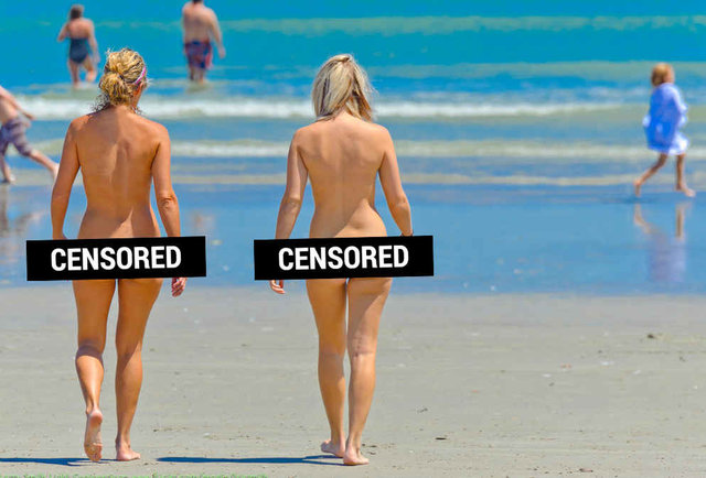 Uncensored Nudist Mexican Beach Resorts