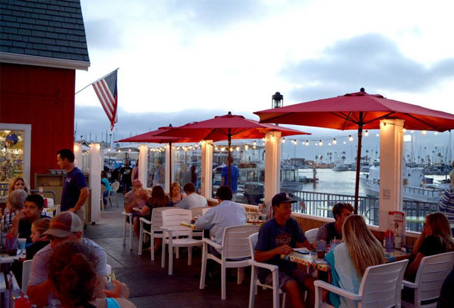 San diego 39 s best waterfront restaurants for Best fish and chips in san diego