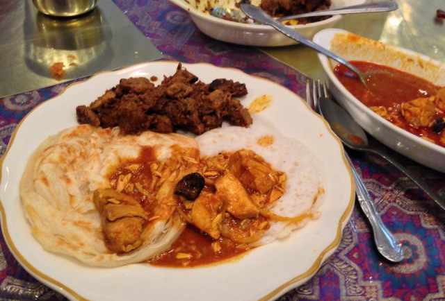 Best indian restaurants in la for Annapurna cuisine los angeles