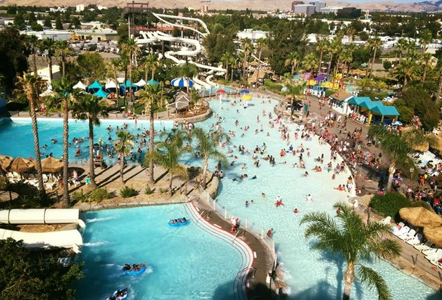 Best water parks in california ranked theme parks for How much to park at lax