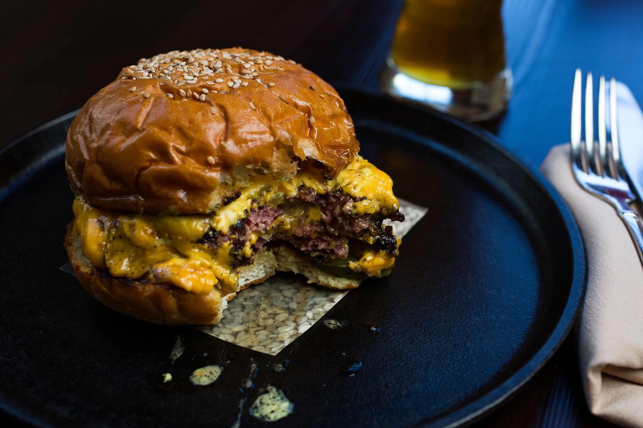 husk burger