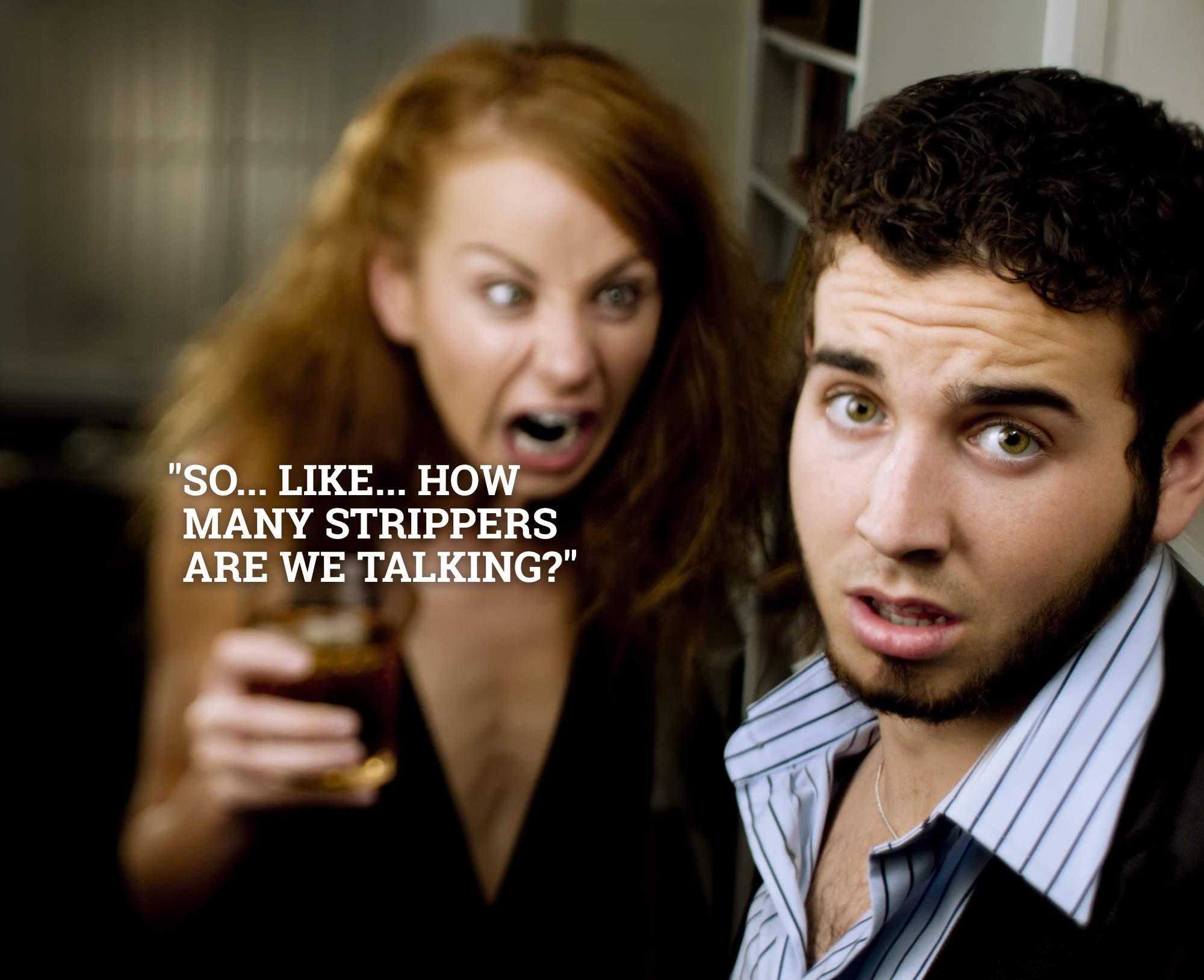 Что такое когда девушка кричит на парня 12 фотография