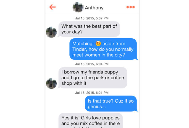 best tinder strategy