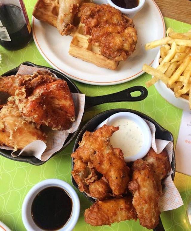 Joe S Southern Kitchen Bar: The Best Fried Chicken Joints In London