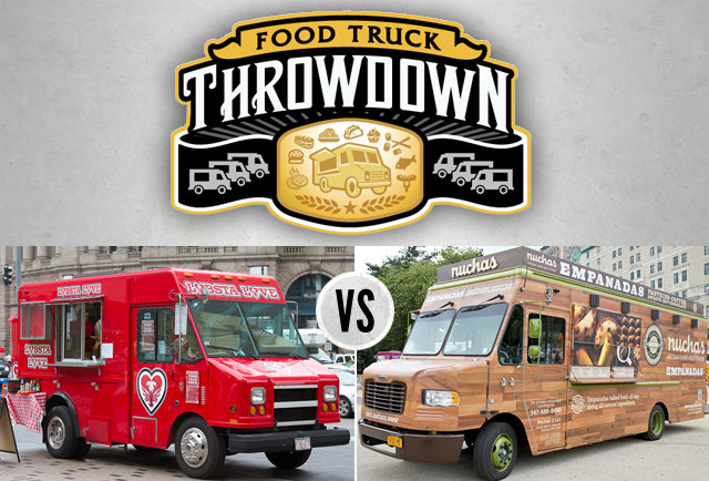 First Annual Food Truck Throwdown