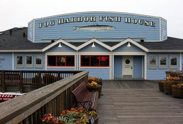 Fog harbor fish house thrillist san francisco for Fog harbor fish house san francisco