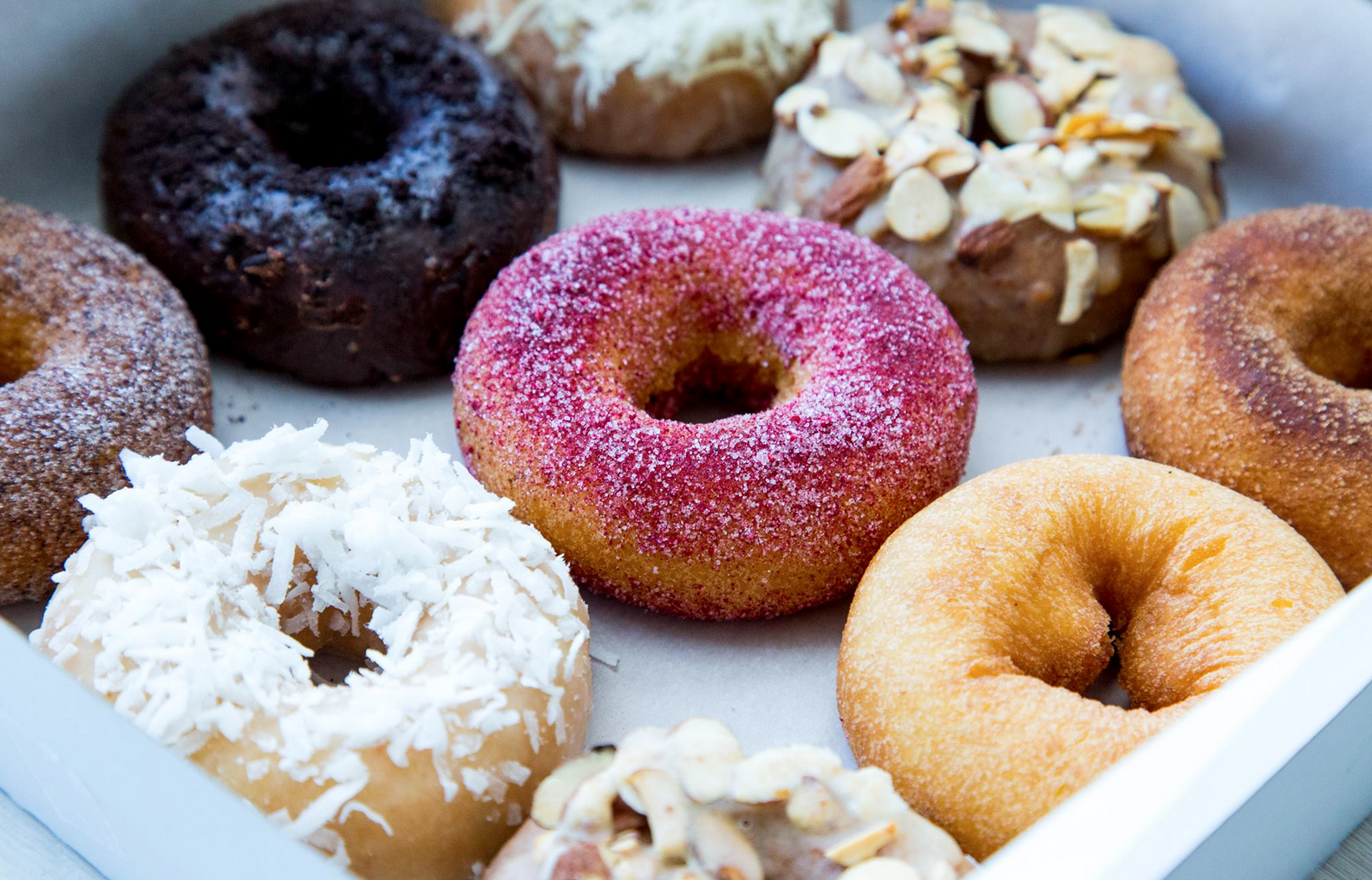 The Best Donut Spots in New York City