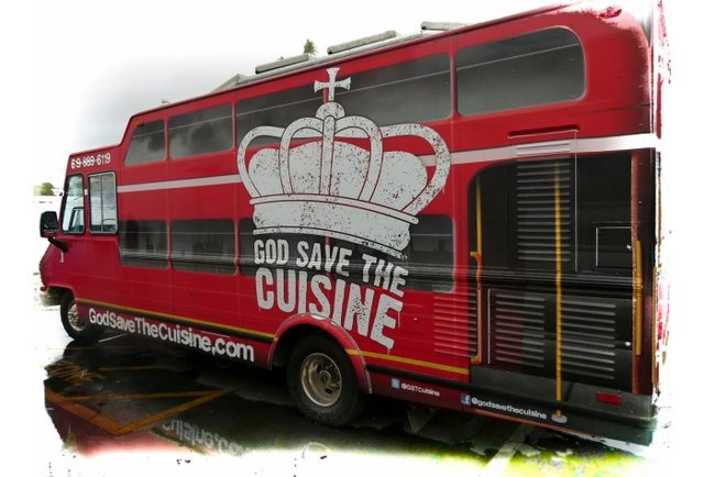 God Save the Cuisine